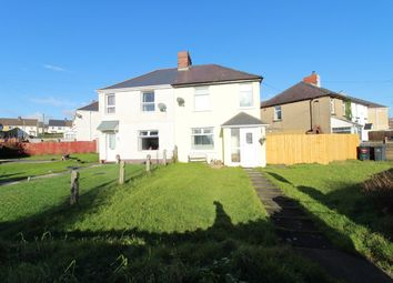 Thumbnail 3 bed semi-detached house for sale in Pen-Y-Dre, Ebbw Vale