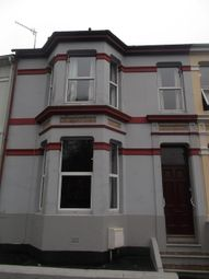Thumbnail 3 bed terraced house to rent in Egerton Crescent, Plymouth