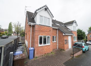 Thumbnail 1 bed flat for sale in Fox Hill Close, Sheffield