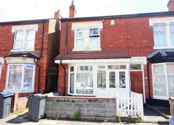 Thumbnail 3 bed terraced house for sale in Monk Road, Birmingham