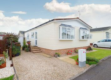 Thumbnail 2 bed mobile/park home for sale in Cunninghamhead Estate, Cunninghamhead, Kilmarnock, Ayrshire