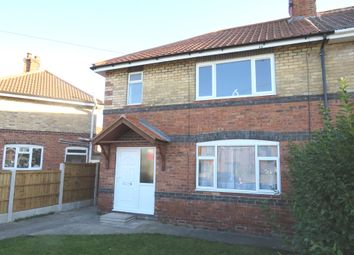 Thumbnail 3 bedroom semi-detached house for sale in Droversdale Road, Bircotes, Doncaster