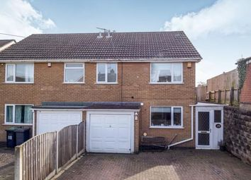 Thumbnail 3 bed semi-detached house for sale in Hobart Drive, Stapleford, Nottingham, Nottinghamshire