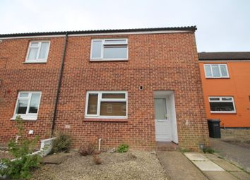 Thumbnail 3 bed end terrace house for sale in Pennyroyal, Old Catton, Norwich