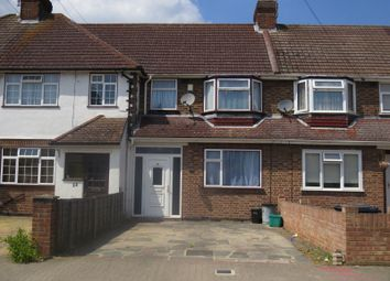 Thumbnail 3 bed terraced house to rent in Brookmead Way, Orpington