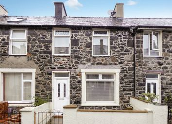 Thumbnail 2 bed terraced house for sale in Charlotte Street, Llanberis, Caernarfon