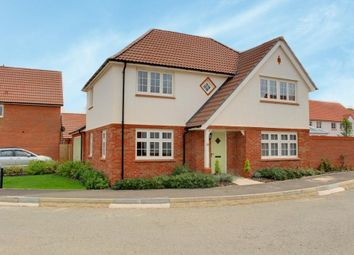 Thumbnail 4 bed detached house for sale in Glenwood Drive, Roundswell, Barnstaple