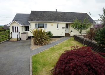 Thumbnail 4 bed detached bungalow for sale in Fore Street, Pensilva