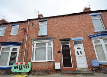 Thumbnail 2 bed terraced house for sale in Seymour Street, Bishop Auckland