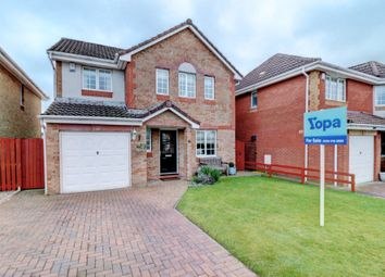 Thumbnail 4 bed detached house for sale in Beauly Crescent, Wishaw
