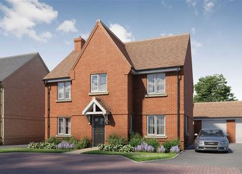 Thumbnail 4 bed detached house for sale in Fraser Road, Priory Business Park, Bedford