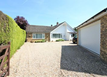 Thumbnail Bungalow for sale in Becketts, High Road, Beighton, Norwich