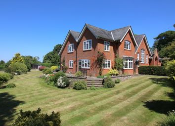 Thumbnail 4 bed semi-detached house for sale in Beauworth, Alresford