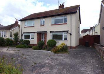 Thumbnail 2 bed flat for sale in Morfa Road, Penrhyn Bay, Llandudno, Conwy