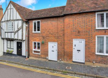 Thumbnail 1 bed terraced house for sale in Lower Dagnall Street, St.Albans