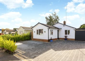 Thumbnail 3 bed bungalow for sale in Farhalls Crescent, Horsham, West Sussex