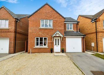 Thumbnail 4 bed detached house for sale in 21 Mulberry Close, Selby