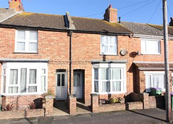 Thumbnail 2 bed terraced house for sale in Whitby Road, Folkestone