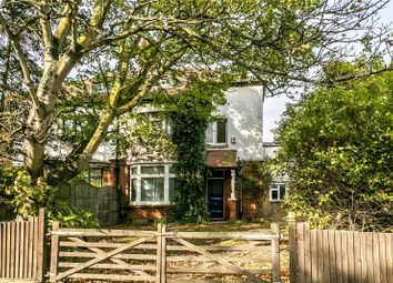 Thumbnail 6 bed semi-detached house for sale in The Avenue, St Margarets