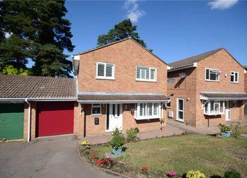 Harvard Road, Claremont Wood, Sandhurst GU47. 4 bed link-detached house