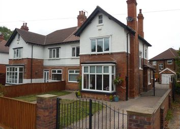Thumbnail 3 bed semi-detached house for sale in Augusta Street, Grimsby