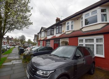 Thumbnail 4 bed terraced house to rent in Princes Ave, Palmers Green, Wood Green, Enfield