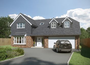 Thumbnail 4 bed detached house for sale in Pylands Lane, Bursledon, Southampton