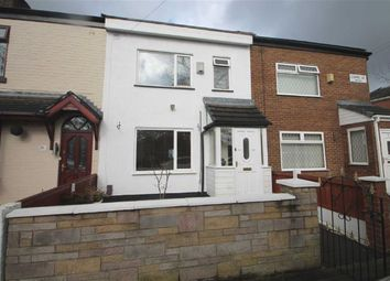 Thumbnail 2 bed terraced house for sale in Chapel Street, Eccles, Manchester