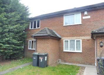 Thumbnail 1 bedroom maisonette for sale in Alder Crescent, Luton
