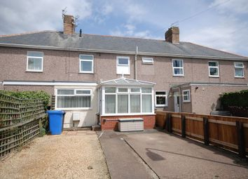Thumbnail 3 bed terraced house for sale in Ellis Square, Pegswood, Morpeth