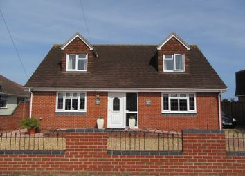 Thumbnail 4 bed detached house for sale in Marshall Road, Hayling Island