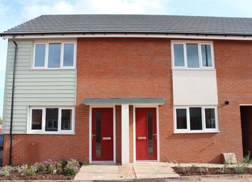 Thumbnail 2 bed town house to rent in Shetland Close, Brookvale, Shirebrook