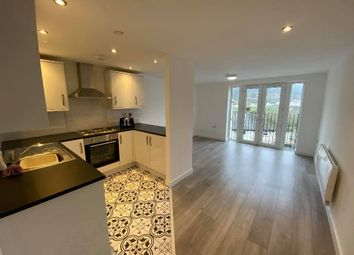 Thumbnail 2 bedroom flat to rent in High Street, Gilfach Goch -, Porth