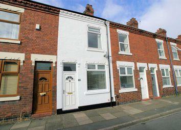 Thumbnail 2 bed terraced house for sale in Spode Street, Stoke-On-Trent