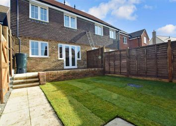 Thumbnail 4 bed end terrace house for sale in Swift Drive, Finberry, Ashford, Kent