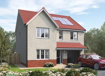 "4 bed detached house for sale in ""The Sudbury"" at Aurs Road, Barrhead, Glasgow G78"