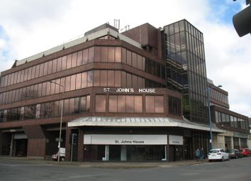 Thumbnail Office to let in St Johns House, Dudley