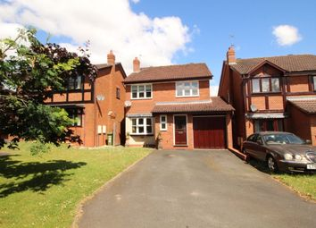 Thumbnail 4 bed detached house for sale in The Avenue, Waresley, Kidderminster