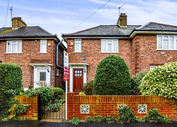 Thumbnail 2 bed semi-detached house for sale in Burns Avenue, Feltham