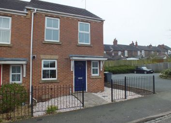 Thumbnail 2 bedroom mews house for sale in Furlong Road, Tunstall, Stoke-On-Trent