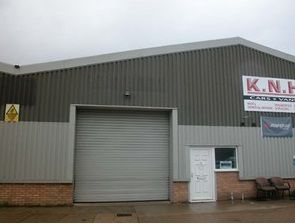 Thumbnail Warehouse for sale in Bentley Business Park, Market Deeping