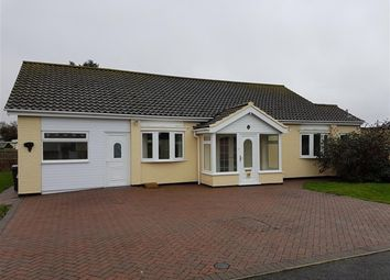 Thumbnail 3 bedroom bungalow to rent in Queens Drive, Mildenhall, Bury St. Edmunds