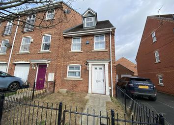 Thumbnail 3 bed town house for sale in Chester Road, Hartlepool
