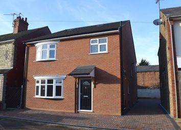 Thumbnail 4 bedroom detached house for sale in Burmer Road, Peterborough