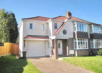 Thumbnail 4 bed semi-detached house to rent in The Crescent, Bristol, Bristol