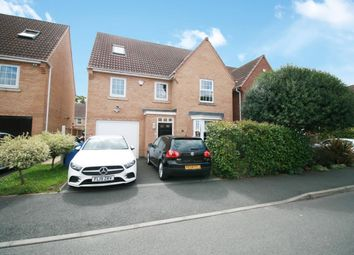 Thumbnail 6 bed detached house for sale in Magellan Way, Derby