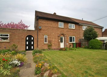 Thumbnail 3 bed semi-detached house for sale in Spruce Lane, Ulceby, North Lincolnshire