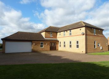Thumbnail 4 bedroom detached house to rent in Conquest Drove, Farcet, Peterborough