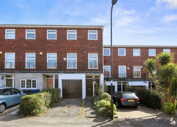 Thumbnail 4 bed terraced house for sale in Dell Way, London