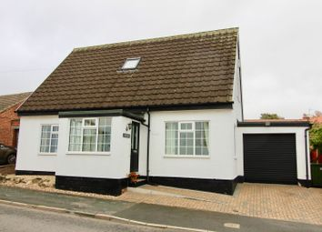 Thumbnail 3 bed detached house for sale in Manor Close, Elwick, Hartlepool